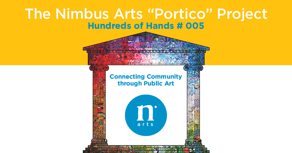 Portico Project – Community Mosaic Workshops