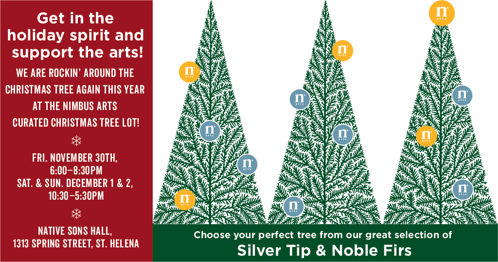 'Tis The Season – Nimbus Christmas Tree Lot!