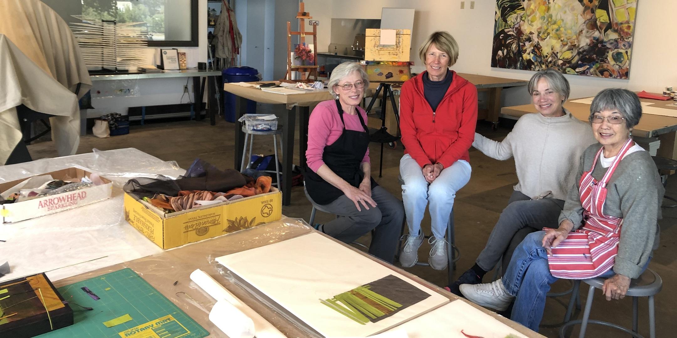 The Saint Helena Painters' Guild