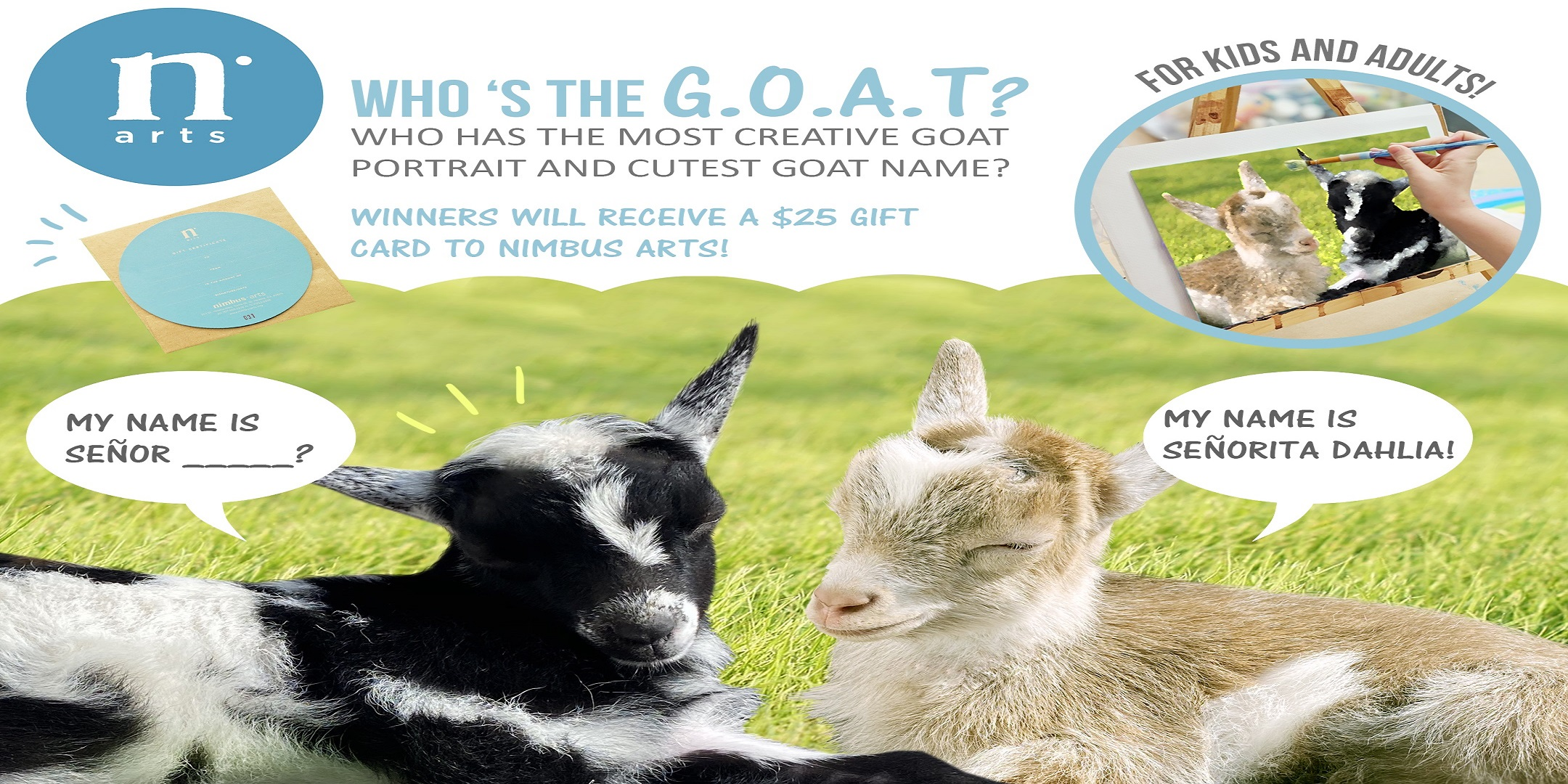 Greatest (Artist) Of All Time: G.O.A.T. Challenge!
