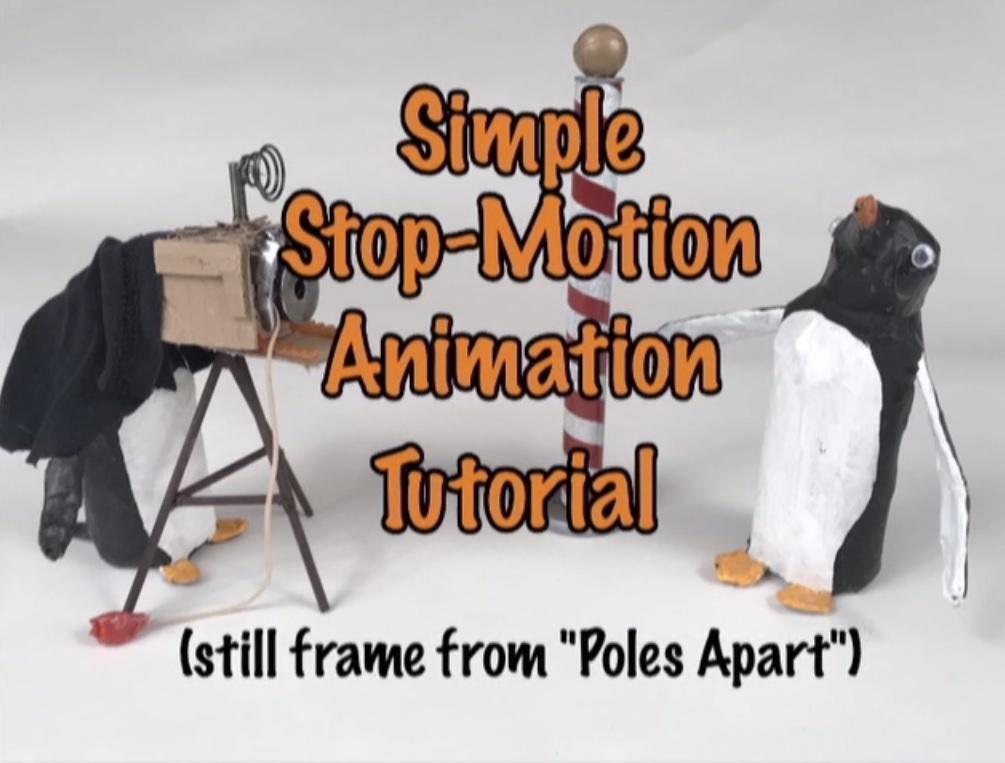Stop-Motion Animation Tutorial